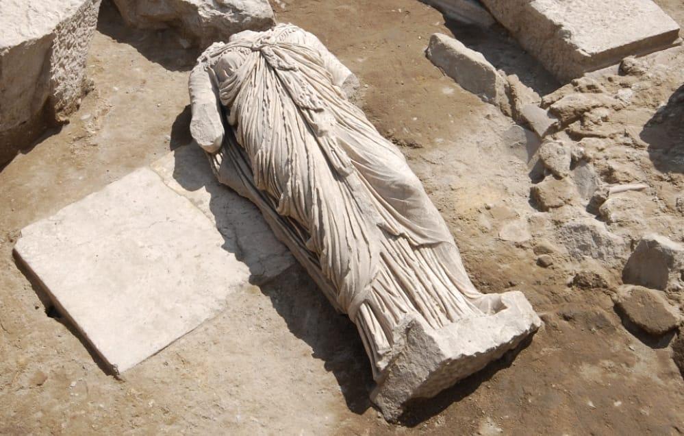 Stobi (Macedonia Secunda) Excavations, Macedonia (