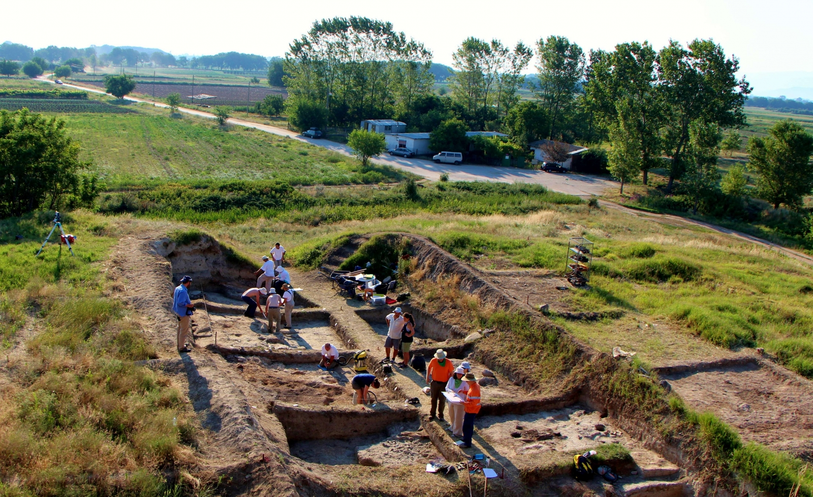 Scholarships for the Field School at Tell Yunatsite