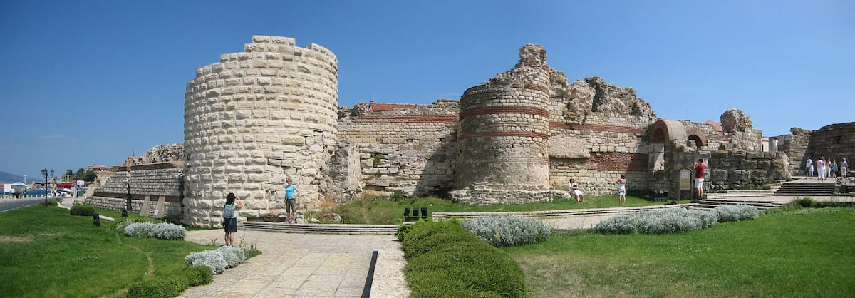 Tour of Nessebar, UNESCO World Heritage Site (Bulgaria)